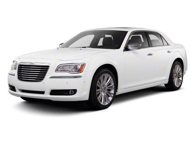 2012 Chrysler 300 Limited Rear Wheel Drive Power Steering ABS 4-Wheel Disc Brakes Chrome Wheels