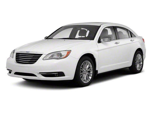2012 Chrysler 200 LX Front Wheel Drive Power Steering ABS 4-Wheel Disc Brakes Steel Wheels Tir