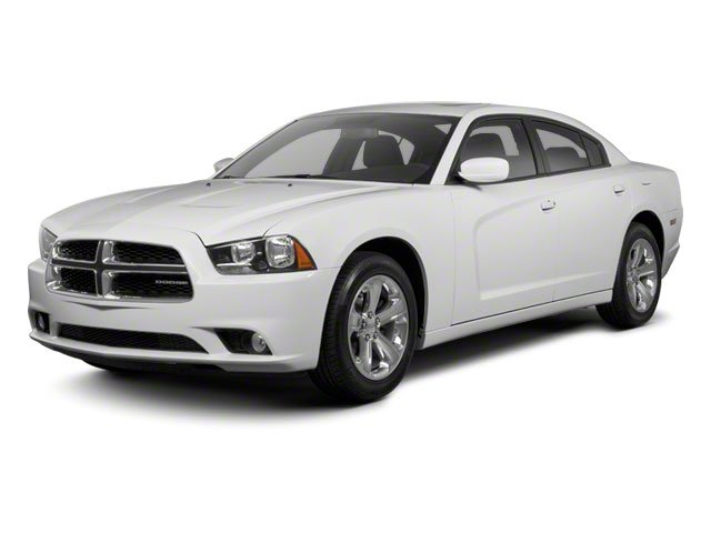 2012 Dodge Charger SRT8 Super Bee Rear Wheel Drive Power Steering ABS 4-Wheel Disc Brakes Alumi