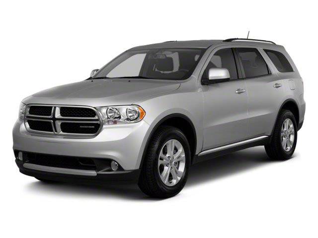 2012 Dodge Durango SXT All Wheel Drive Power Steering ABS 4-Wheel Disc Brakes Aluminum Wheels