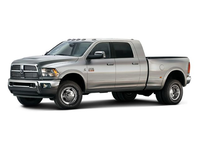 2012 Ram 3500 Laramie Longhorn Turbocharged LockingLimited Slip Differential Dual Rear Wheels F