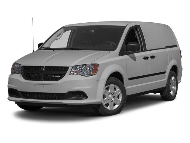 2012 Ram Cargo Van Base Front Wheel Drive Air Suspension Power Steering ABS 4-Wheel Disc Brakes