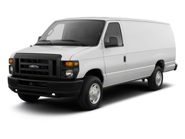 2012 Ford Econoline Wagon  Rear Wheel Drive Power Steering 4-Wheel Disc Brakes Tires - Front All