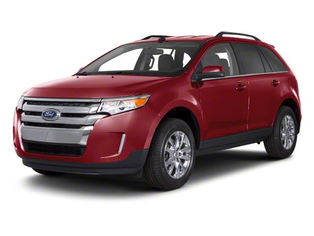 2012 Ford Edge SE LT A PW PDL CC CD AW RNW Front Wheel Drive Power Steering Tires - Front All-Se
