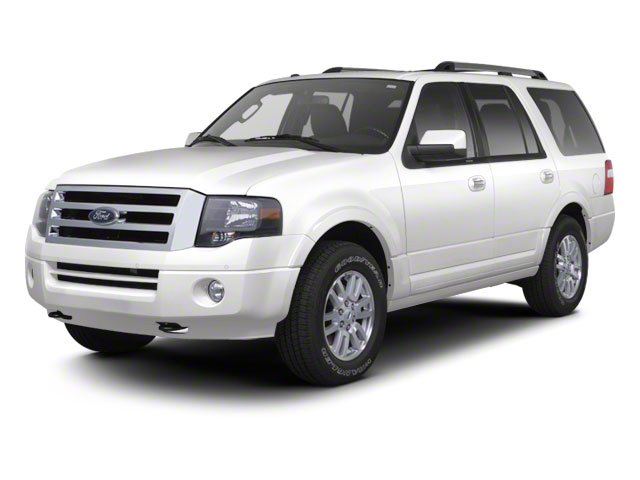 2012 Ford Expedition 4 Door SUV Rear Wheel Drive Tow Hitch Power Steering ABS 4-Wheel Disc Brak