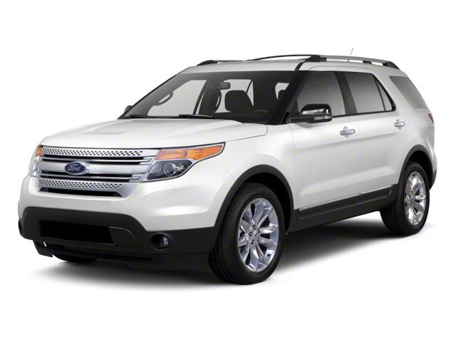 2012 Ford Explorer XLT Front Wheel Drive Power Steering Tires - Front All-Season Tires - Rear Al