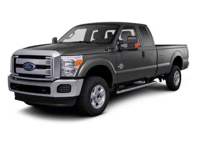 2012 Ford Super Duty F-350 SRW XLT  Gas/Ethanol V8 6.2L/379