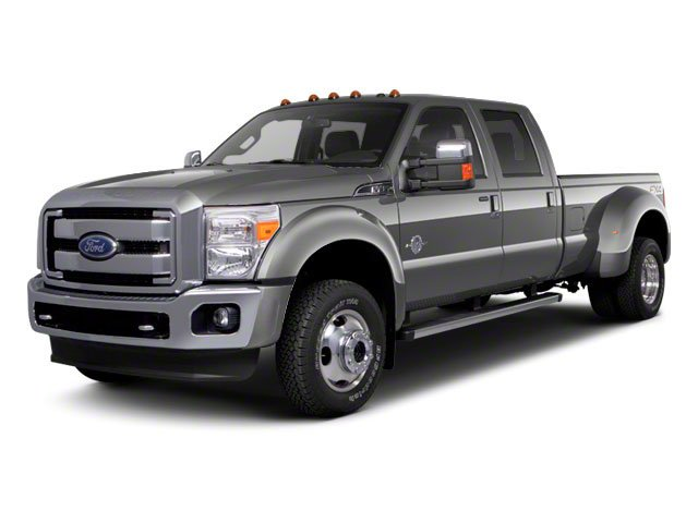 2012 Ford Super Duty F-450 DRW  Turbocharged LockingLimited Slip Differential Four Wheel Drive
