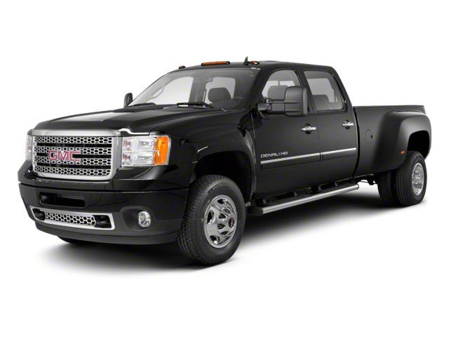 2012 GMC Sierra 3500HD  LockingLimited Slip Differential Four Wheel Drive Tow Hitch Tow Hooks