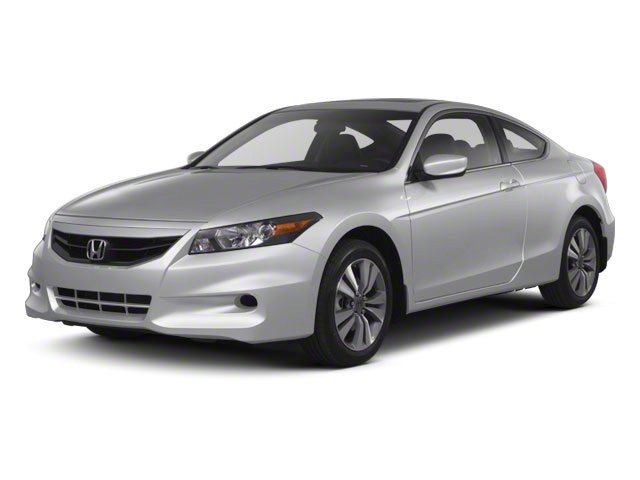 2012 Honda Accord Cpe EX-L Front Wheel Drive Power Steering 4-Wheel Disc Brakes Aluminum Wheels