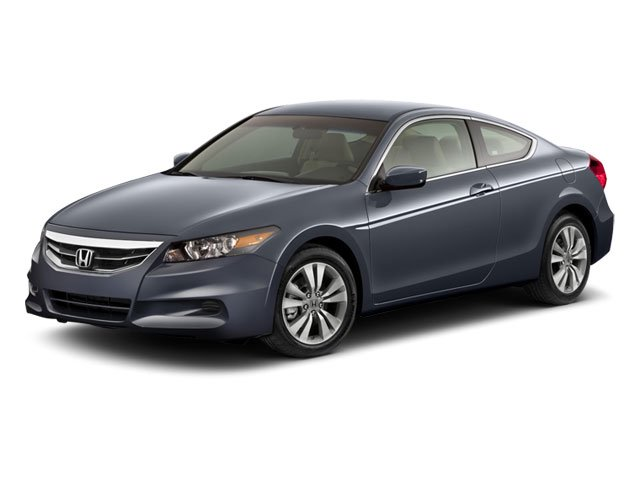 2012 Honda Accord Cpe LX-S Front Wheel Drive Power Steering 4-Wheel Disc Brakes Aluminum Wheels