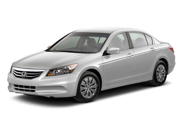2012 Honda Accord Sdn LX Front Wheel Drive Power Steering 4-Wheel Disc Brakes Wheel Covers Stee