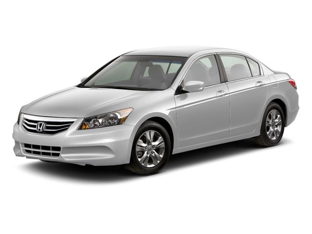 2012 Honda Accord Sdn LX Premium Front Wheel Drive Power Steering 4-Wheel Disc Brakes Aluminum W