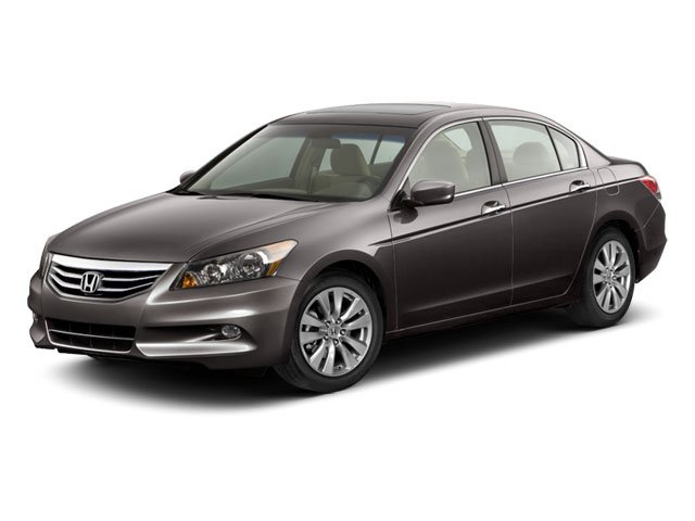 2012 Honda Accord EX-L Front Wheel Drive Power Steering 4-Wheel Disc Brakes Aluminum Wheels Tir