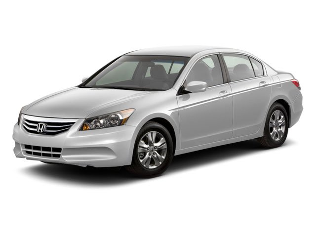 2012 Honda Accord Sdn SE Front Wheel Drive Power Steering 4-Wheel Disc Brakes Aluminum Wheels T
