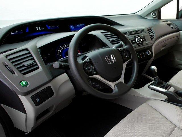 Used 2012 Honda Civic Cpe in Fayetteville, TN