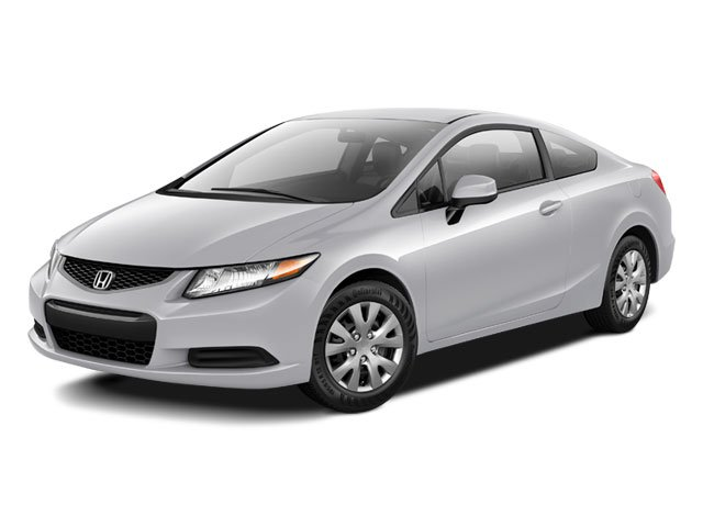 2012 Honda Civic LX 160-Watt AMFMCD Audio System6 SpeakersAMFM radioCD playerMP3 decoderRad
