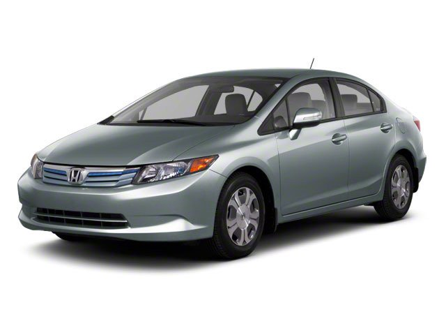 2012 Honda Civic Hybrid Hybrid Front Wheel Drive Power Steering 4-Wheel Disc Brakes Aluminum Whe