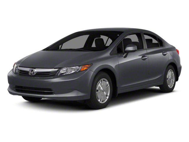 2012 Honda Civic Sedan HF