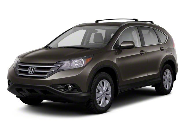 2012 Honda CR-V EX-L Front Wheel Drive Power Steering 4-Wheel Disc Brakes Aluminum Wheels Tires