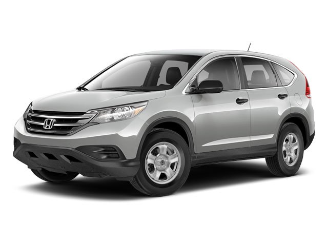 2012 Honda CR-V LX Front Wheel Drive Power Steering 4-Wheel Disc Brakes Steel Wheels Tires - Fr