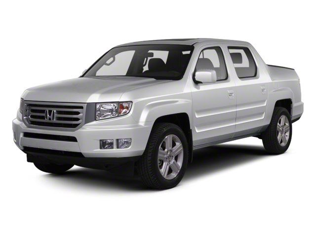 2012 Honda Ridgeline 4WD Crew Cab RTL 4x4 Truck LockingLimited Slip Differential Four Wheel Drive