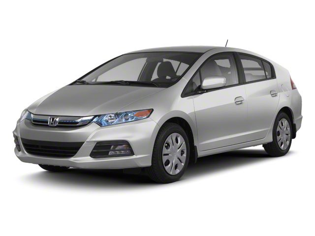 2012 Honda Insight LX Front Wheel Drive Power Steering Front DiscRear Drum Brakes Wheel Covers