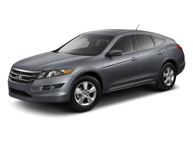 2012 Honda Crosstour EX Front Wheel Drive Power Steering 4-Wheel Disc Brakes Aluminum Wheels Ti
