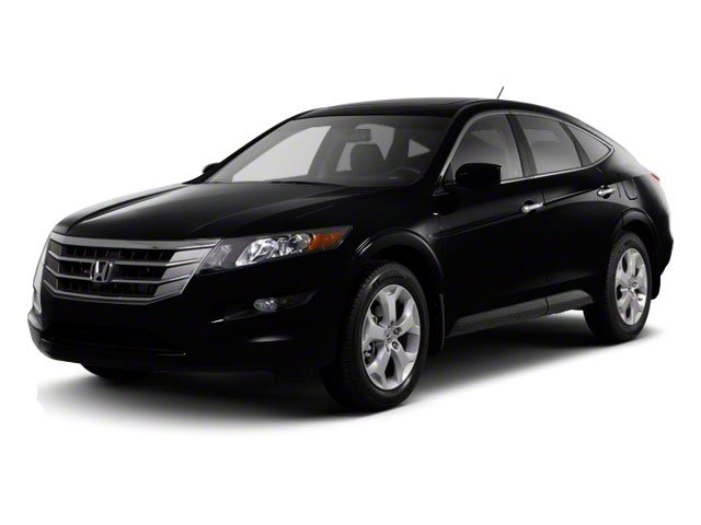 2012 Honda Crosstour EX-L Front Wheel Drive Power Steering 4-Wheel Disc Brakes Aluminum Wheels