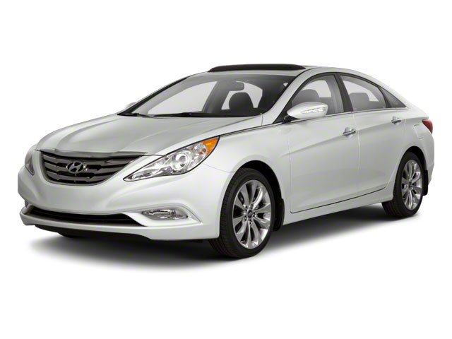 2012 Hyundai Sonata  Front Wheel Drive Power Steering 4-Wheel Disc Brakes Temporary Spare Tire