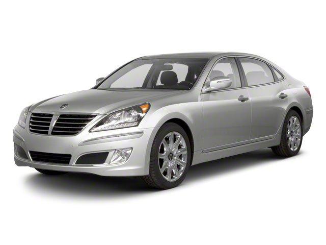 2012 Hyundai Equus Signature Rear Wheel Drive Air Suspension Active Suspension Power Steering 4