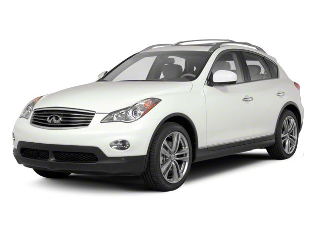 2012 Infiniti EX35  Rear Wheel Drive Tow Hooks Power Steering 4-Wheel Disc Brakes Aluminum Whee