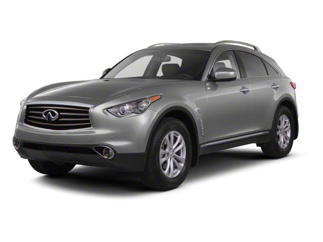 2012 Infiniti FX35 Base Rear Wheel Drive Tow Hooks Power Steering 4-Wheel Disc Brakes Aluminum