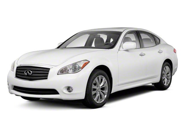 2012 Infiniti M37 Base Rear Wheel Drive Power Steering 4-Wheel Disc Brakes Aluminum Wheels Tire