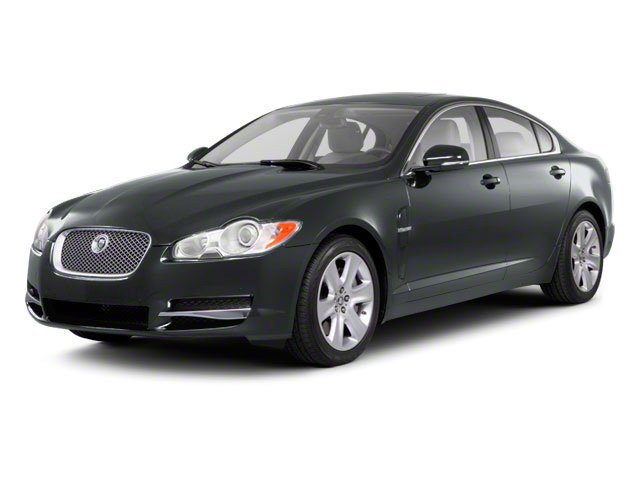 2012 Jaguar XF  Rear Wheel Drive Power Steering ABS 4-Wheel Disc Brakes Aluminum Wheels Tires