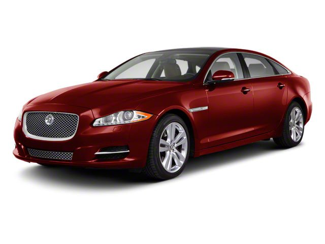 2012 Jaguar XJ XJL Supercharged Supercharged Rear Wheel Drive LockingLimited Slip Differential