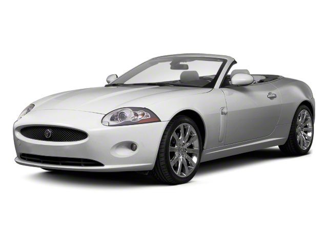 2012 Jaguar XK XKR Supercharged LockingLimited Slip Differential Rear Wheel Drive Power Steerin
