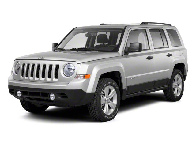 2012 Jeep Patriot Limited Front Wheel Drive Power Steering ABS 4-Wheel Disc Brakes Aluminum Whe