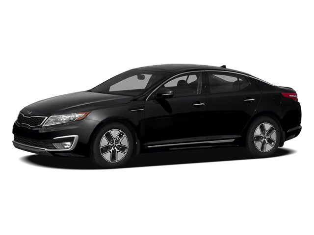 2012 Kia Optima Hybrid Keyless Start Front Wheel Drive Power Steering 4-Wheel Disc Brakes Alumi