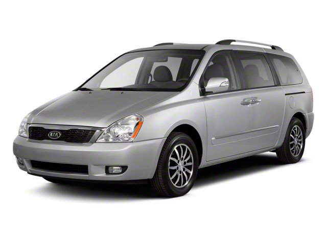 2012 Kia Sedona LX Front Wheel Drive Power Steering 4-Wheel Disc Brakes Wheel Covers Steel Whee