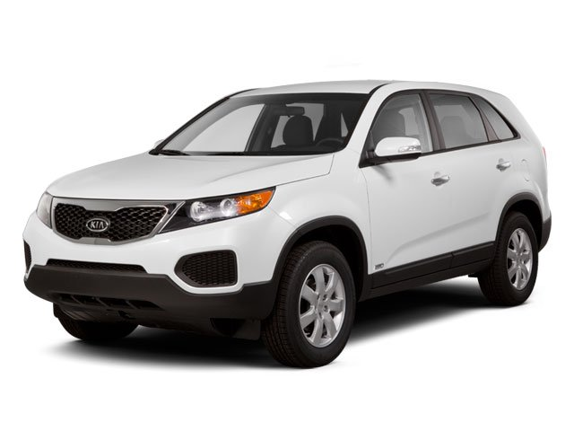 2012 Kia Sorento  Front Wheel Drive Power Steering 4-Wheel Disc Brakes Aluminum Wheels Tires -
