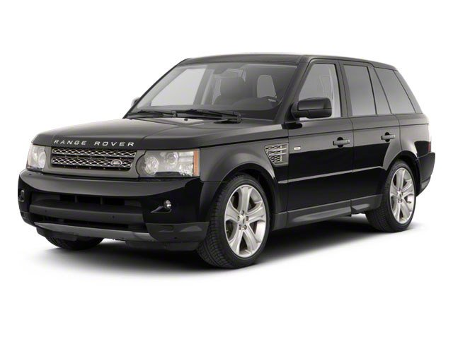 2012 Land Rover Range Rover Sport SC Supercharged Keyless Start Four Wheel Drive Air Suspension
