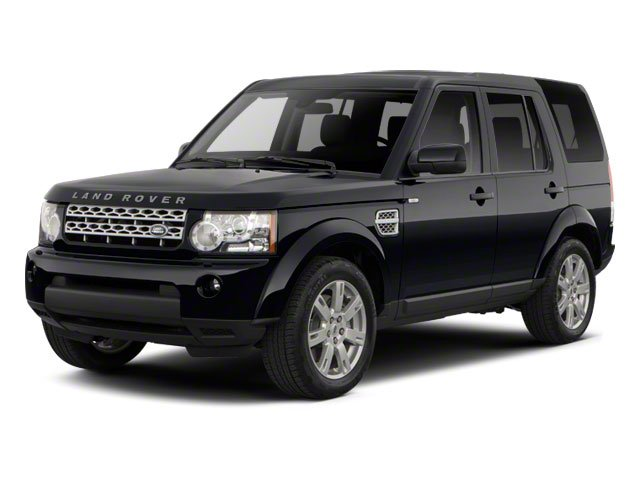 2012 Land Rover LR4 HSELUX Power Steering Keyless Start All Wheel Drive Air Suspension 4-Wheel