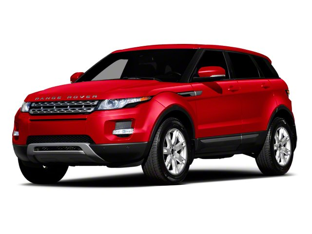 2012 Land Rover Range Rover Evoque Pure Premium Turbocharged Keyless Start Four Wheel Drive Powe