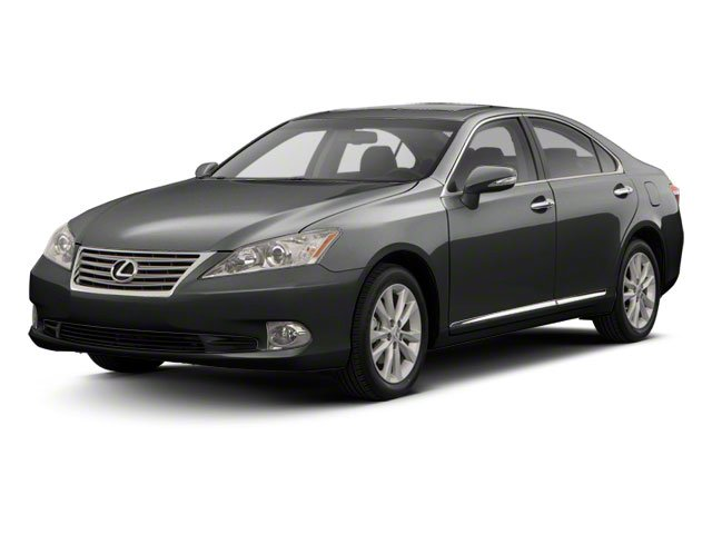 2012 Lexus ES 350 Roof Lthr Keyless Start Front Wheel Drive Power Steering 4-Wheel Disc Brakes