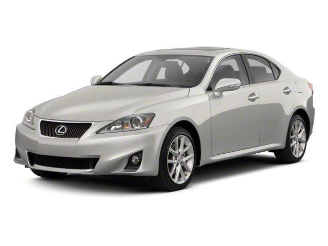 2012 Lexus IS 250 IS 250 Sedan 4D Keyless Start Rear Wheel Drive Power Steering 4-Wheel Disc Bra