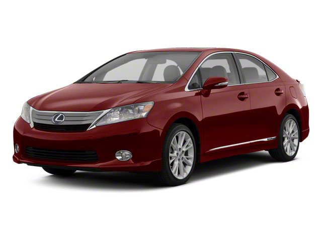 2012 Lexus HS 250h HS 250h Sedan 4D Keyless Start Front Wheel Drive Power Steering 4-Wheel Disc