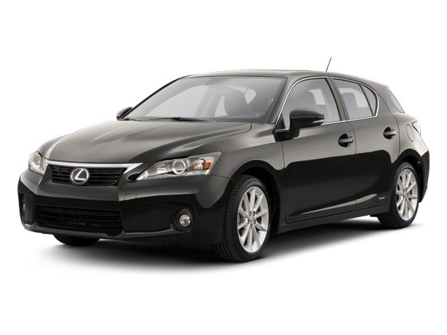 2012 Lexus CT 200h  Keyless Start Front Wheel Drive Power Steering 4-Wheel Disc Brakes Aluminum