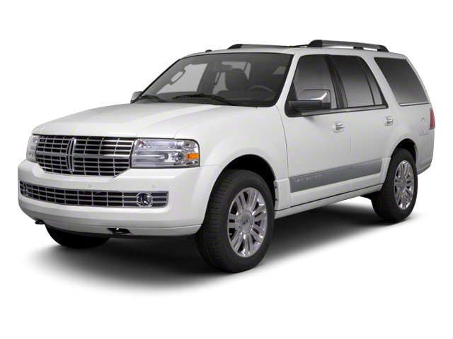2012 Lincoln Navigator  Four Wheel Drive Tow Hooks Power Steering 4-Wheel Disc Brakes Aluminum