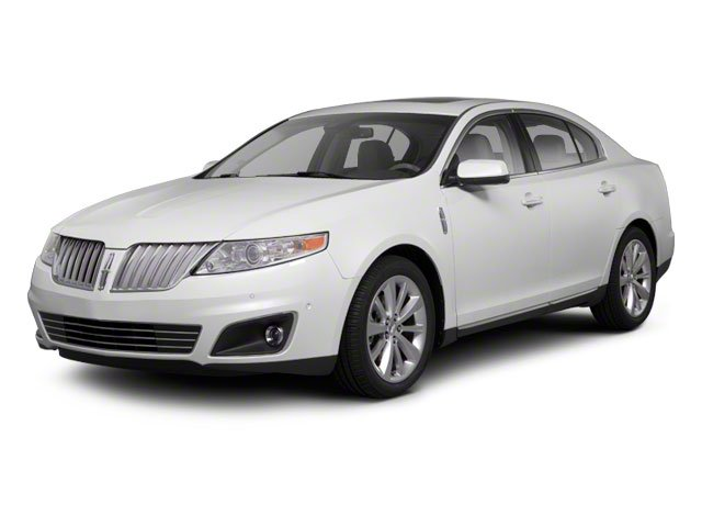 2012 Lincoln MKS with EcoBoost Turbocharged Keyless Start All Wheel Drive Power Steering 4-Whee